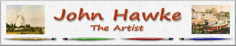 John Hawke - KAG Artist on Review