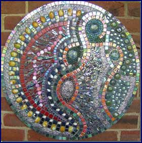 Mosaics by Ayesha James
