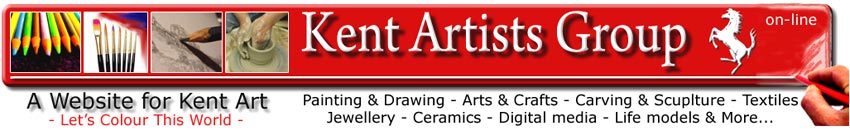 Welcome to the Kent Artists Group. where you will find our member artists and their unique artworks with contact information & links to their own art websites.